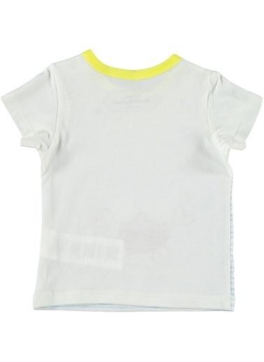 Soobe Tişört Beyaz